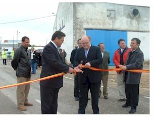 El presidente de la diputaci n ha inaugurado la carretera for Viveros albacete