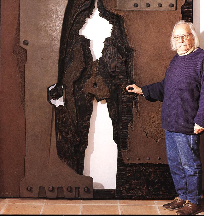 SALVADOR SORIA autoretrato (Yo soy el retrato de mi vida y