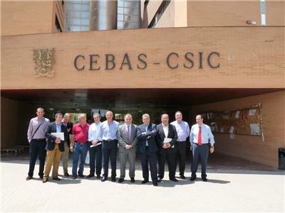 Convenio de colaboración entre la Agencia Estatal Consejo Superior de Investigaciones Científicas (CSIC) y el ITAP