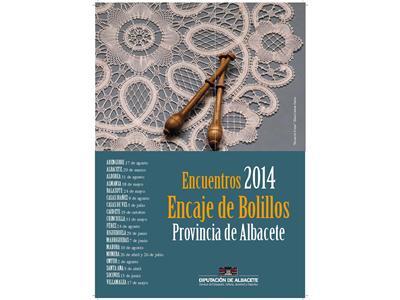 Durante 2014 se celebrarán 18 encuentros de encaje de bolillos en la provincia de Albacete