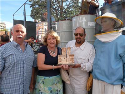 Las Denominaciones de Origen Vinos La Manchuela y Vinos Jumilla y la Asociación de Apicultores participan en las catas comentadas de Diputación