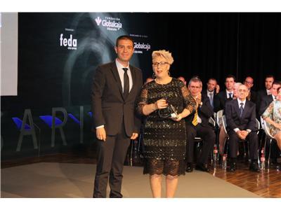 Cabañero felicita a los galardonados por FEDA en los XVII Premios San Juan