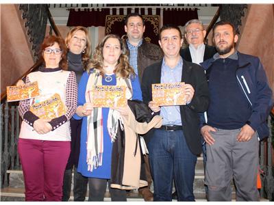 """La Diputación colabora con la Fundación """"Amigos de Nono"""" con la publicacion de un cuento"""
