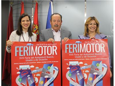 Presentada la XVII edición de Ferimotor que reunirá en el IFAB a todas las marcas en coches nuevos, usados y de ocasión