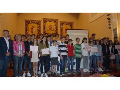 Entregados los premios de la XXVIII edición de Olimpiada Matemática