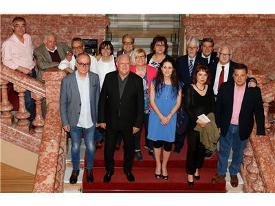 La revista literaria Barcarola entrega los premios de su XXXII  Certamen Internacional de poesía y cuento