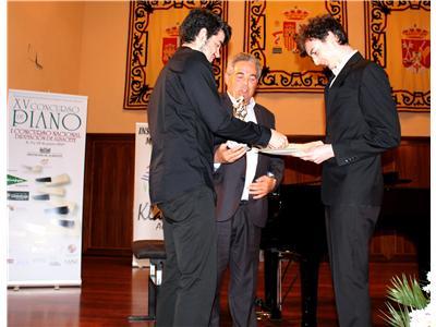 Fallados los premios del XV Concurso de Piano Diputación de Albacete