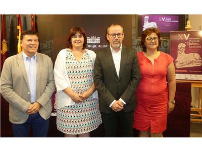 Balazote acoge el próximo sábado el XV Encuentro Provincial de Clubes de Lectura