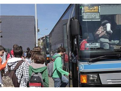 La Diputación abre su segunda convocatoria de ayudas individuales para el transporte escolar