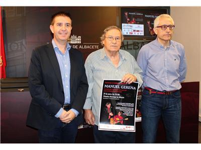 Homenaje en la Filmoteca a Manuel Gerena, el creador del flamenco protesta de la transición