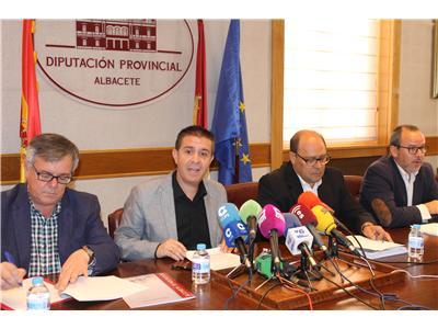 Los vicepresidentes de la Diputación coinciden en destacar las medidas sociales impulsadas por el equipo de gobierno