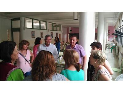 El presidente de la Diputación anuncia un Plan de Ayudas Especiales de Emergencia para los ayuntamientos de Yeste, Molinicos y Elche de la Sierra.