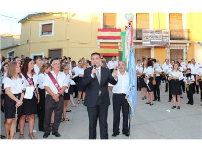 El presidente de la Diputación anuncia la recuperación del Certamen Provincial de Bandas de Música