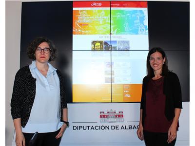 La Diputación presenta turismoalbacete.org, la primera web de turismo de carácter provincial