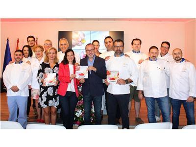 Quince cocineros d toda la provincia participan en un recetario editado por Diputación en un guiño a la cocina vanguardista con productos de la tierra