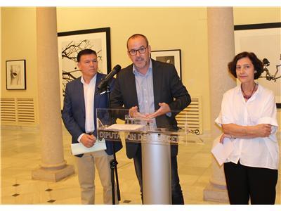 """Inauguración de la exposición """"La Naturaleza de las cosas"""", de Chema Madoz, en el Centro Cultural La  Asunción"""