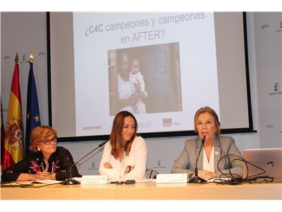 Diputación pondrá la información obtenida en su Plan Provincial de Igualdad al servicio del proyecto AFTER