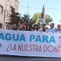 La Diputación se solidariza con las reivindicaciones de los regantes del Segura frente a la discriminación del Gobierno