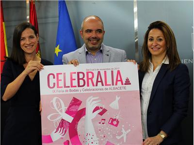 El IFAB acoge este fin de semana la IX edición de la Feria Celebralia