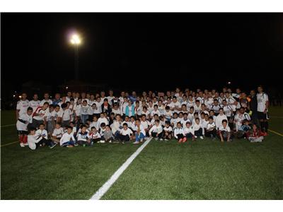 Nuevo campo de fútbol de césped artificial para Elche de la Sierra
