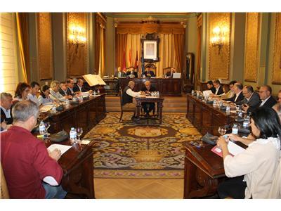 La Diputación aprueba una declaración institucional por el Día Internacional contra la Violencia hacia la Mujer