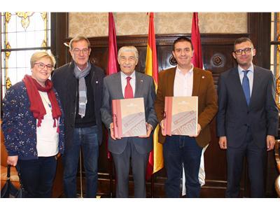 Diputación firma un convenio de colaboración con Plena Inclusión para su servicio de apoyo a las familias