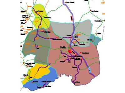 Diputación inicia el despliegue de la Estrategia de Desarrollo Urbano Sostenible e Integrado en Hellín y municipios vecinos