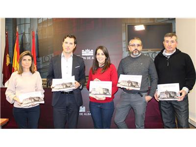 Presentación del libro sobre la obra del arquitecto caudetano: El legado arquitectónico de Francisco Albalat