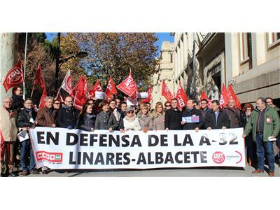 La Diputación se suma a la reivindicación de la Autovía Albacete-Linares