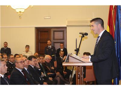 Cabañero abogó por la reforma constitucional como necesario elemento de regeneración