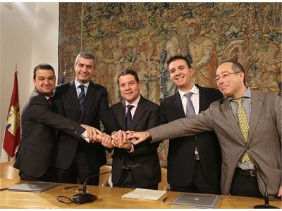 Los caminos rurales de la provincia recibirán para su mejora una inversión de nueve millones de euros