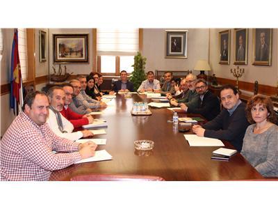 Constituida la Mesa de Desarrollo Rural de Albacete  liderada por la  Diputación en colaboración con los seis Grupos de Desarrollo Rural de la provinc
