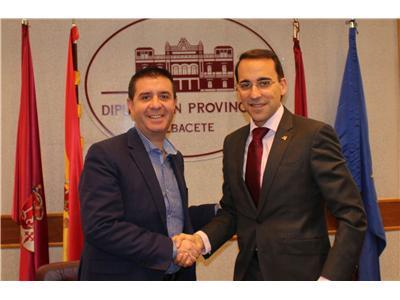 Diputación y Globalcaja firman una operación de 45 millones de euros para facilitar liquidez a los ayuntamientos