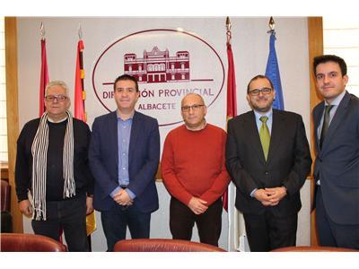 Diputación y Bankia suscriben una operación de tesorería para el Consorcio de Servicios Sociales por valor de 2.300.000 euros