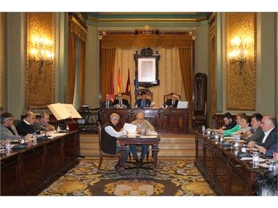 La Diputación insta al gobierno de España a equiparar a guardias civiles y policías nacionales y autonómicos