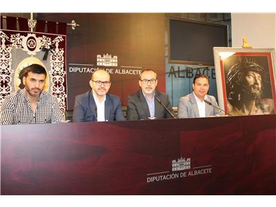 Pozo Cañada celebra su Semana Santa, esperanzada en  la próxima declaración de Fiesta de Interés Turístico Regional