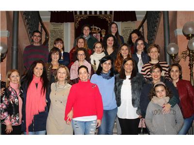 Entregados los premios del I Torneo Femenino de Padel Diputación de Albacete.