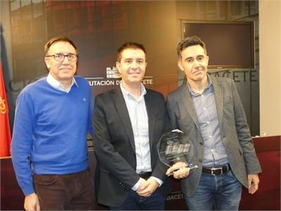 La Diputación de Albacete gana un premio nacional de innovación en los servicios públicos por su plataforma Sedipualb@