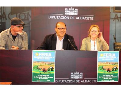 Casas Ibáñez celebra este fin de semana su primera Feria de Maquinaria Agrícola