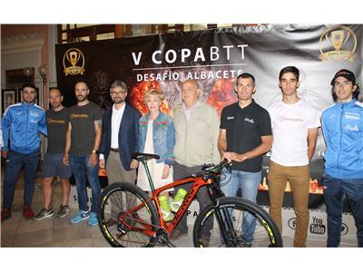 La V Copa BTT Desafío Albacete vuelve a batir récord de participación con 475 ciclistas