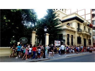 El Cine de Verano de Diputación vuelve este martes y miércoles tras la semana de descanso en su programación de sesiones