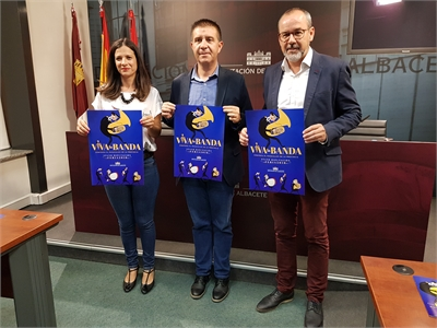 La Diputación de Albacete presenta la programación de su Pabellón en la Feria de Albacete 2018, donde se disfrutará de más de 70 actividades gratuitas