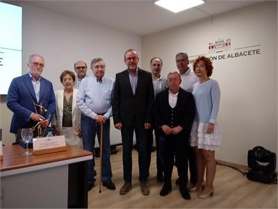 El diputado de Cultura anuncia que las Jornadas de Folclore de Castilla La Mancha volverá este año a la provincia de Albacete