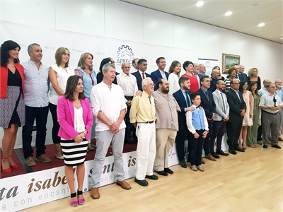 Santiago Cabañero resalta la unión del sector cuchillero y las Administraciones, y anima a seguir esa estela ante unos años vitales