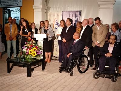 """Nieves García felicita a COCEMFE por su """"indispensable labor"""" en el marco de los Premios 2018 de la Confederación"""
