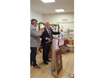 Pozo Lorente presenta sus 'tesoros' en el 'Conoce nuestros pueblos' de la Diputación de Albacete en la Feria