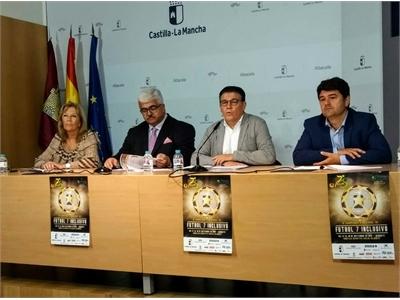 Nieves García destaca que: La Diputación ha estado, está y seguirá estando con Fecam