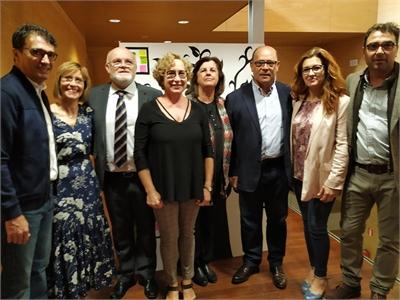 Agustín Moreno destaca el apoyo de Diputación a las personas con problemas de salud mental subrayando la gestión de la UME que hace la institución
