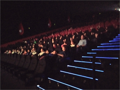 Casi 16.000 niños y niñas de la provincia se acercan al cine en pantalla grande gracias a los programas didácticos Mi Primer Abycine y Abycinitos