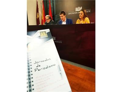 Las Jornadas de Periodismo traerán a la Diputación de la mano de la APAB a José Ribagorda, Guillermo Martínez-Vela y Gloria Lomana